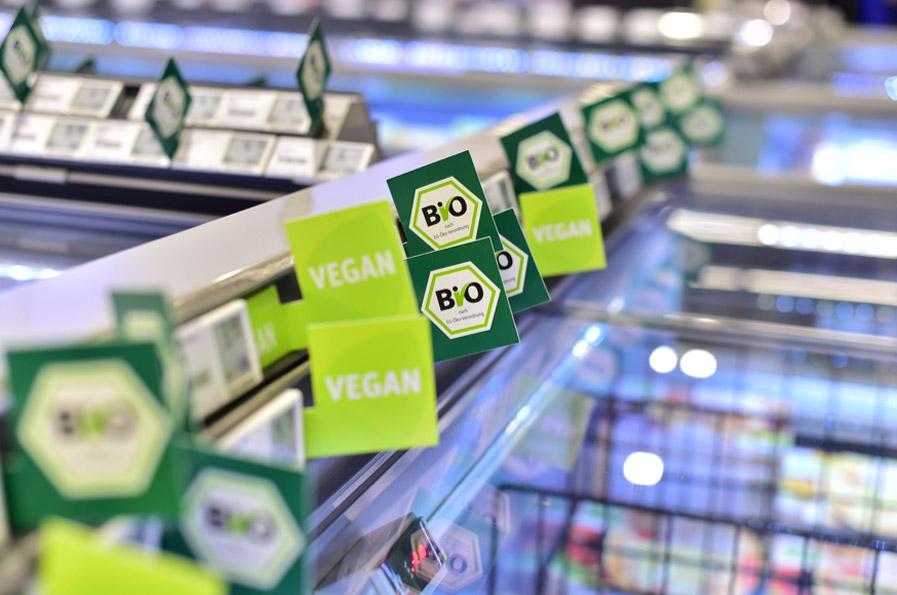 REWE Istas: Bio und Vegan