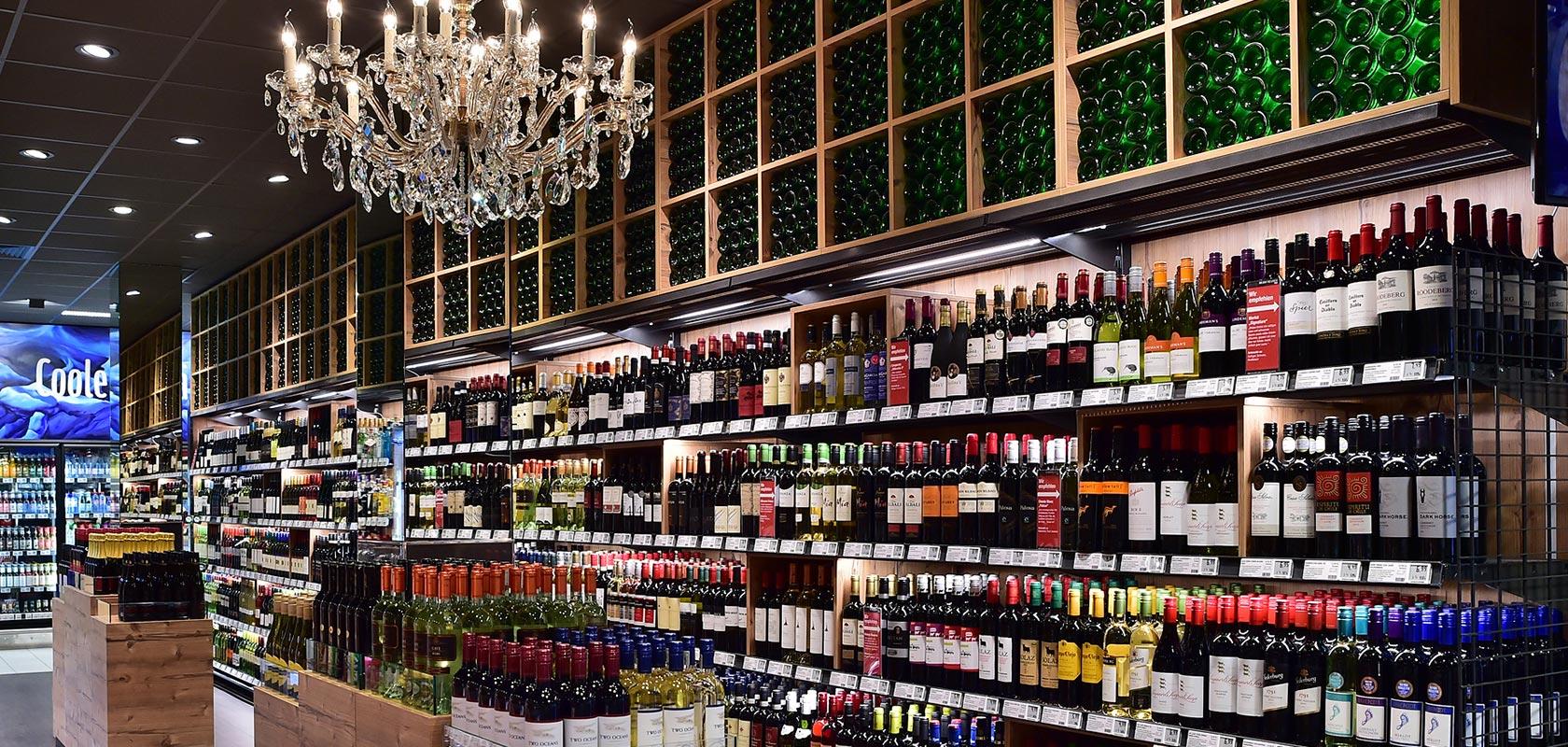 REWE Istas Weinspezialitäten