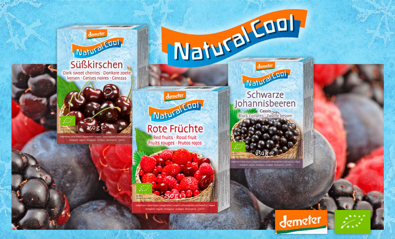 Natural Cool – neu im Sortiment