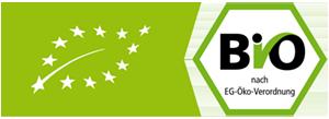 Siegel der EU Okö-Richtlinie