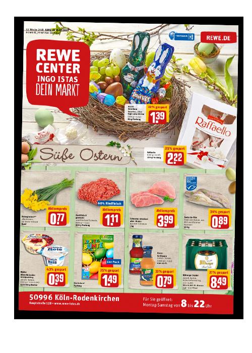 Ausgezeichnet Rewe Getränke Angebote Der Woche Zeitgenössisch ...