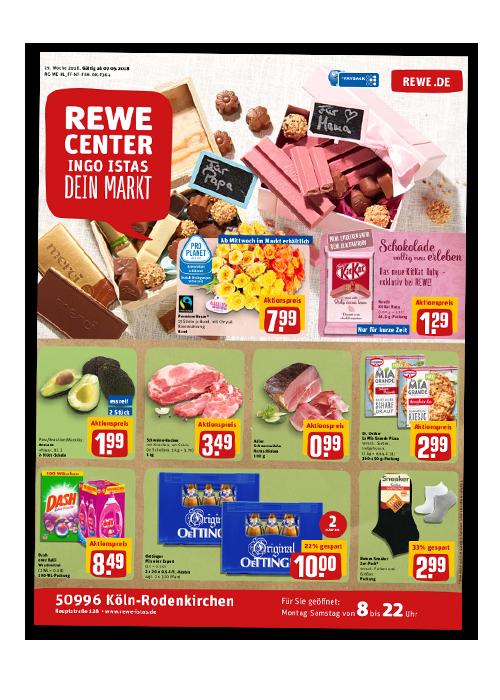 Wunderbar Rewe Getränke Angebote Bilder - Die Kinderzimmer Design ...