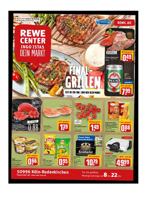 Tolle Rewe Getränke Angebote Bilder - Hauptinnenideen - nanodays.info