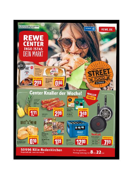 REWE Istas Handzettel Köln-Rodenkirchen KW 34/2019