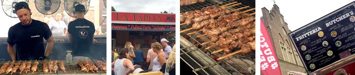 Street Food Festival – 24. und 25. Juni in Erftstadt-Lechenich