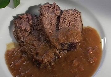 Rezept der Woche: Rotweinschmorbraten