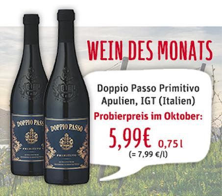 Wein des Monats Oktober 2020