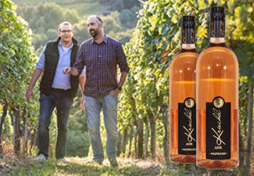 Wein des Monats August 2018: Kriechel Ahr-Rosé