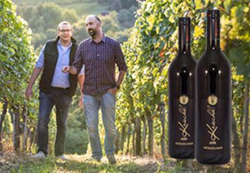 Wein des Monats im Oktober 2017: Kriechels Spätburgunder
