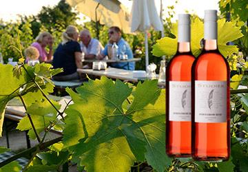 Wein des Monats im September 2017: Heroldrebe