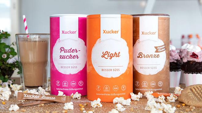 Xucker® – Altrnative Süssungsmittel